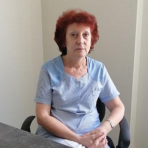д-р Искра Тодорова